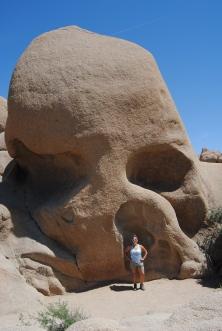 Skull Rock, Joshua Tree National Park