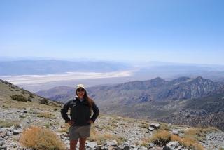 Roger's Peak, Death Valley National Park